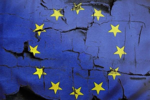 euroopanunionilippusärkynyt
