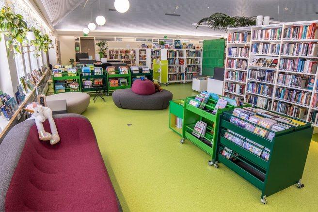 nivalan kirjasto
